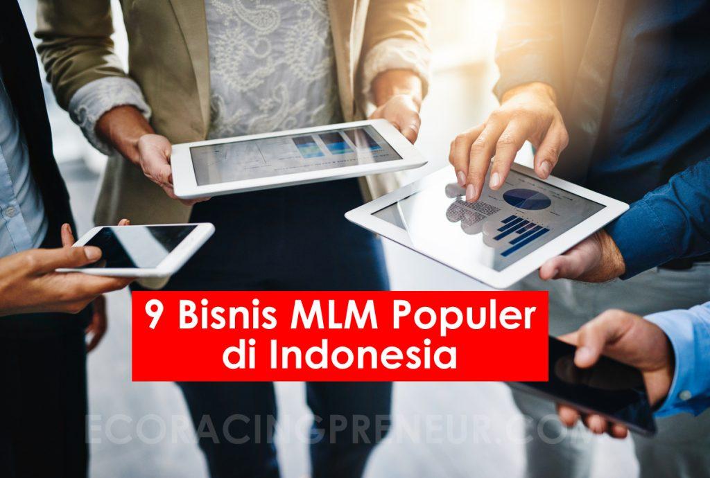 9 bisnis networking mlm di indonesia