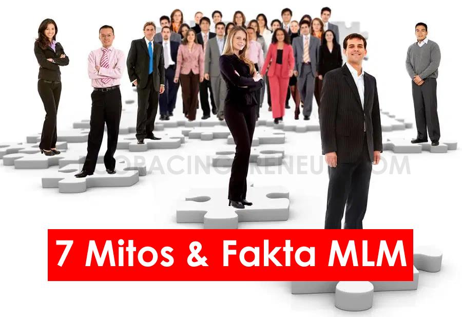 mitos fakta bisnis mlm networking