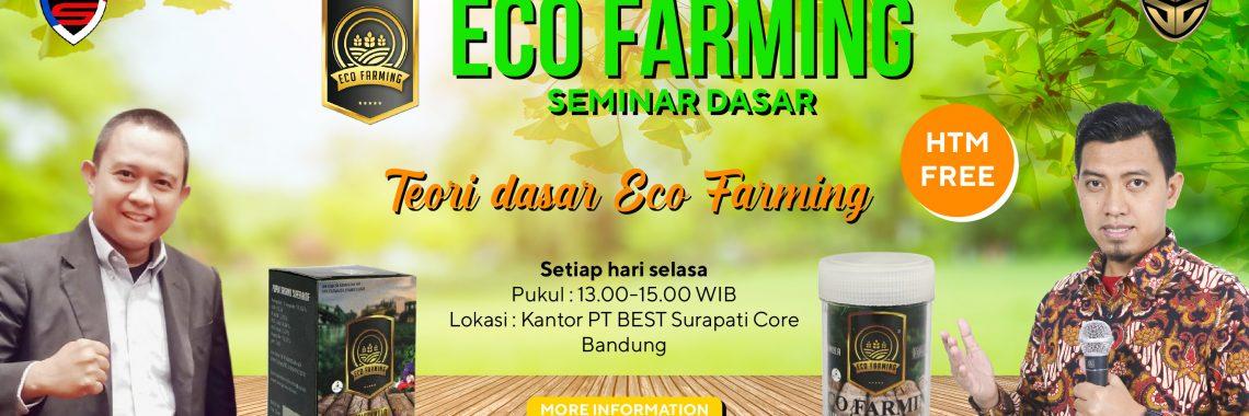 seminar ecofarming pt best